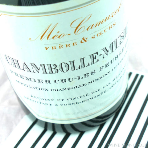 Meo-Camuzet Chambolle Musigny Les Feusselottes 1er Cru 2006