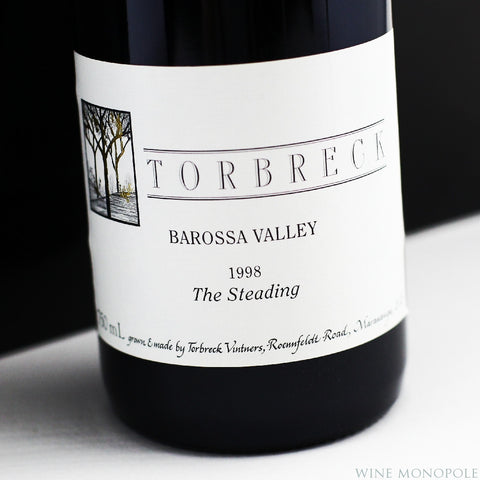 Torbreck The Steading Red 1998