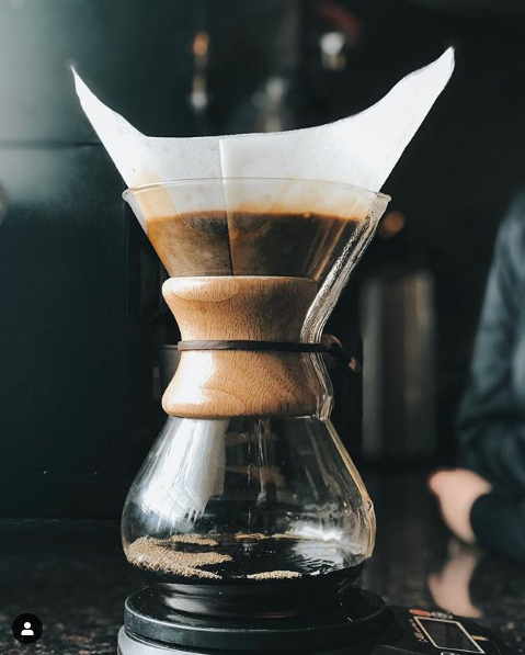 Six Cup Classic Chemex Coffee Brewer