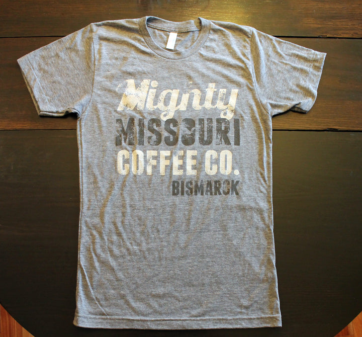 The Original Mighty Missouri Coffee T-Shirt