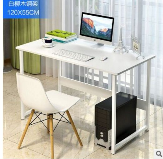 Simple office table Metal Load Image Into Gallery Viewer Modern Computer Stand Student Studywriting Table Simple Office Techsnippets Modern Computer Stand Student Studywriting Table Simple Office Desk