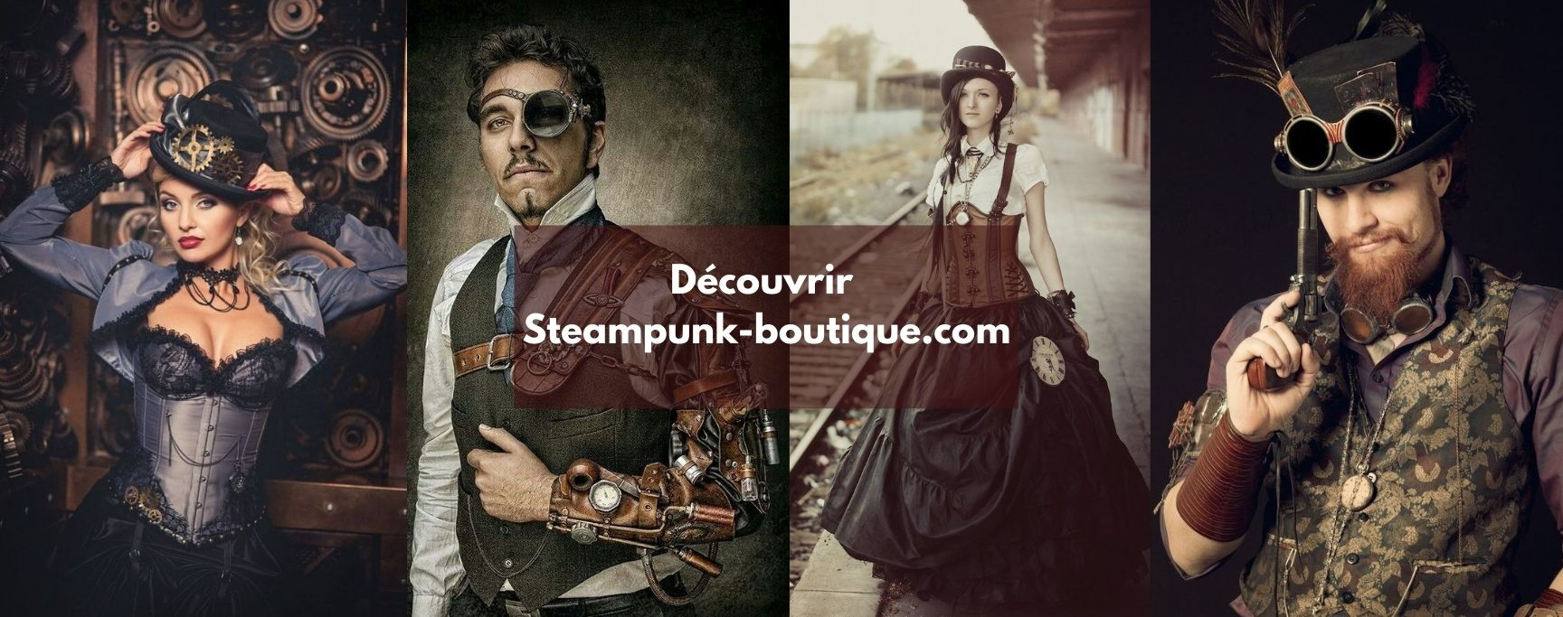 magasin steampunk gothique