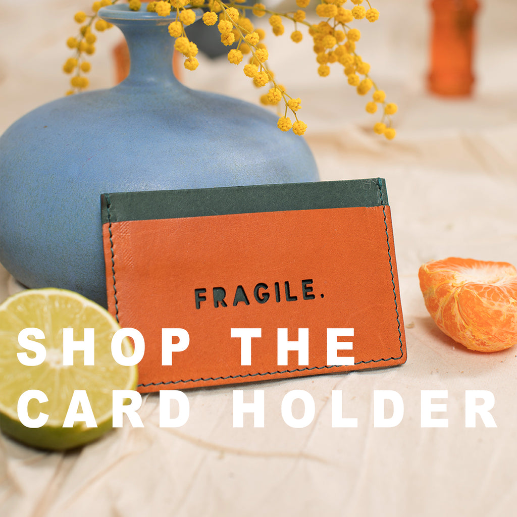 THE CARD HOLDER