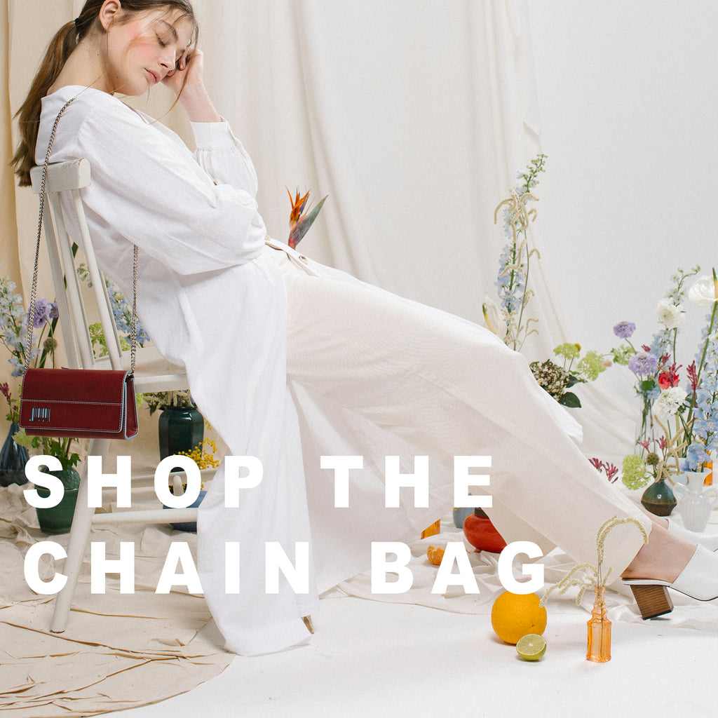 THE CHAIN BAG