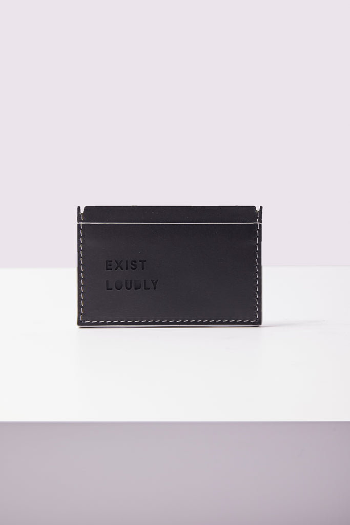 Card Holder - Exist Loudly