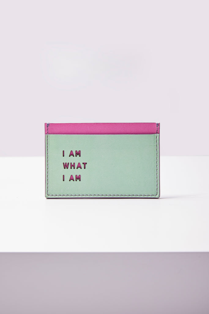 Card Holder - I Am What I Am