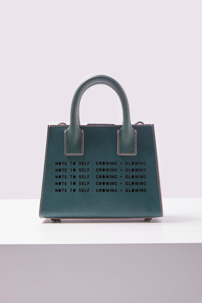Growing + Glowing Mini Tote - Pre-Order