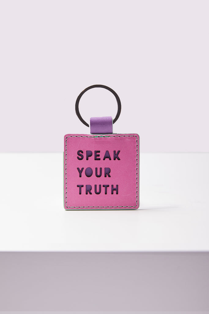 Keyring - Speak Your Truth