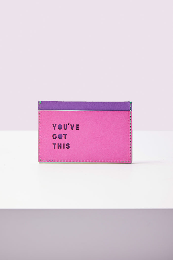Card Holder - You've Got This