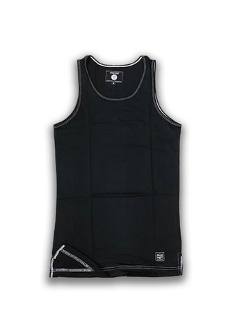 """NEW"" IIF Customs Trademark Tank Top- Black"