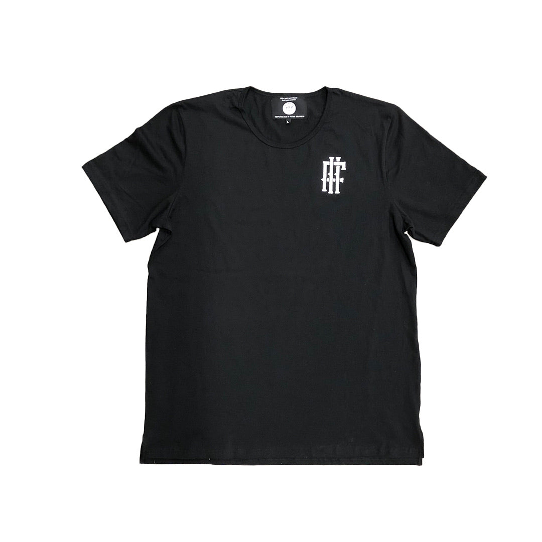 IIF Customs Extended Tee- Black