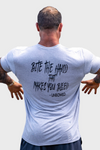BITE THE HAND THAT MAKES YOU BLEED TEE - UNBOWED