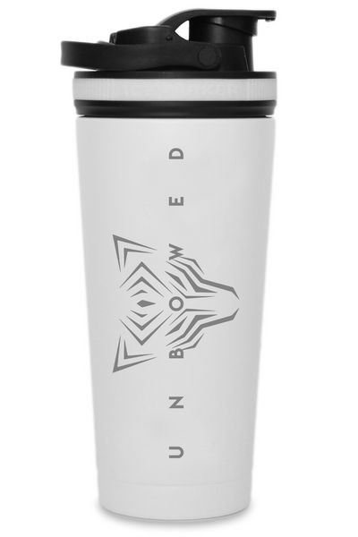 UNBOWED ICE SHAKER CUP - UNBOWED