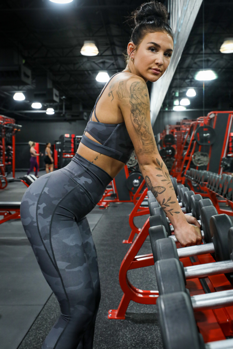 IMPULSE V2 LEGGING - UNBOWED