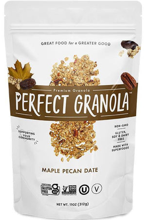 MAPLE PECAN DATE BAG