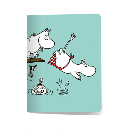 פנקס כיס: Moomin Pool Dive