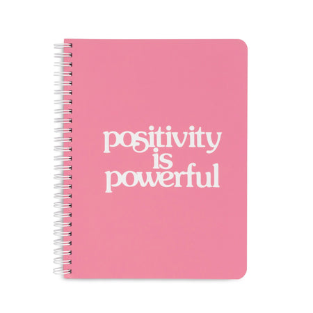 מחברת ספירלה: Positivity Is Power
