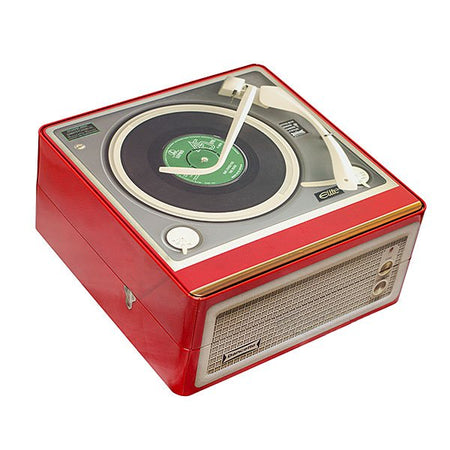 קופסת פח: Record Player