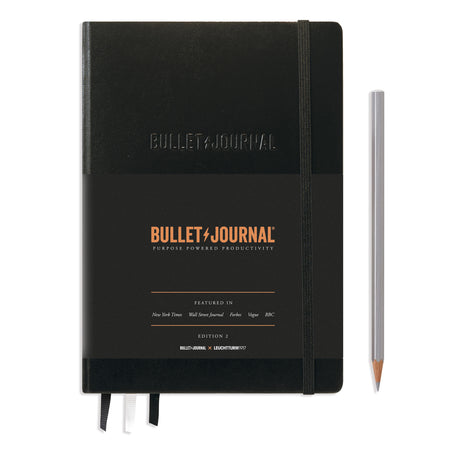 Bullet Journal Edition 2 : A5 Black