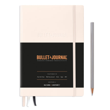 Bullet Journal Edition 2 : A5 Blush