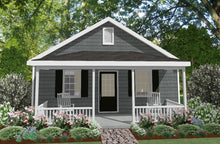 Load image into Gallery viewer, Forrest Grove Cottage Plan - 576 sq. ft.