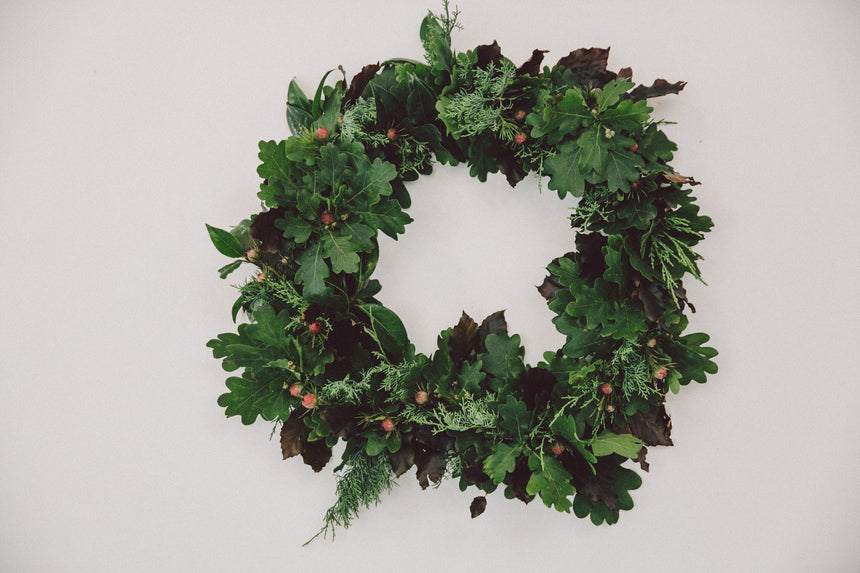 Traditional Wreath Workshop November 25th