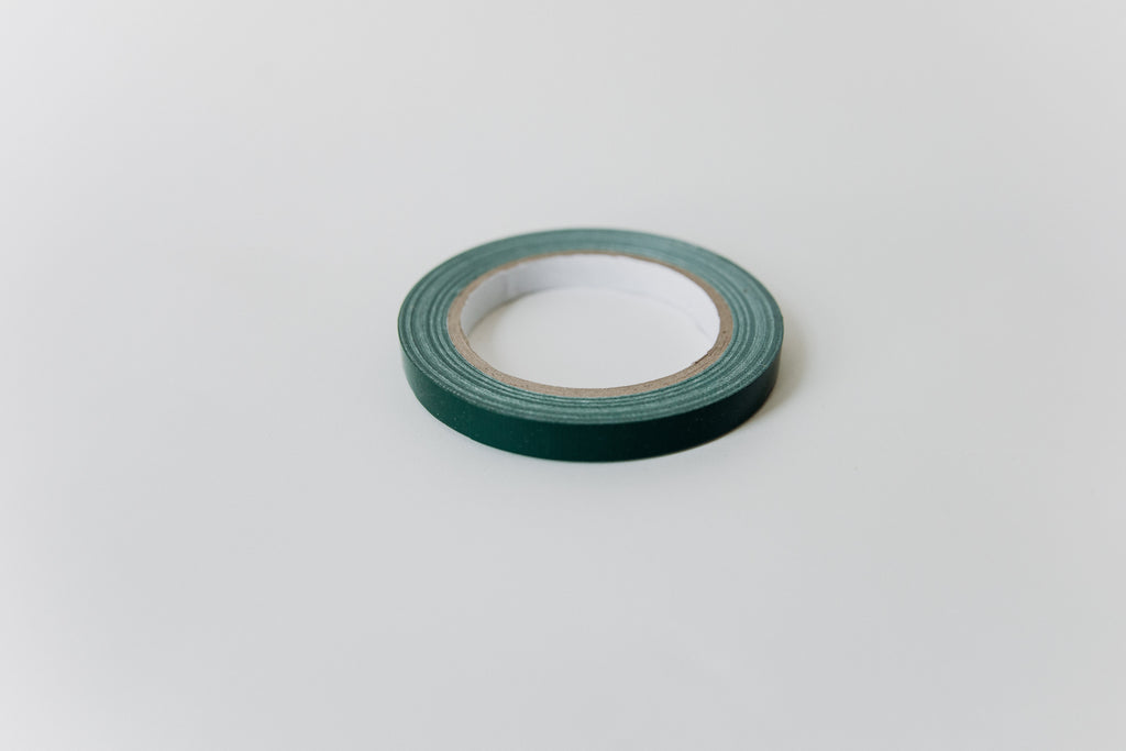 Green Pot Tape / mini gaffa tape