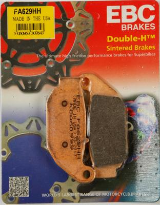 EBC Double-H Rear Brake Pads: Honda Grom MSX125 - Tacticalmindz.com