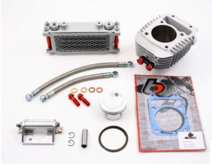TB Parts - TBW9154 186CC BIG BORE KIT WITH OIL COOLER - MSX125 GROM