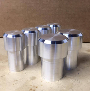 Outlaw Stunt Parts Aluminum Replacement Pucks - Tacticalmindz.com