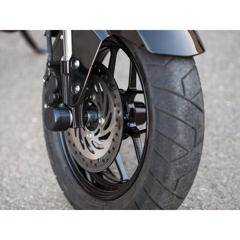 Woodcraft Pro Axle Slider Kit (Front or Rear) Honda Grom 14-18