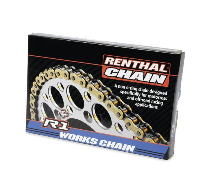 Renthal R1 Works 420 Chain - Tacticalmindz.com