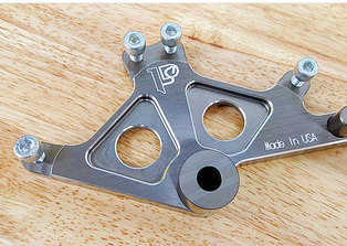Perfect Stranger BIG Rotor Grom Bracket Only - Tacticalmindz.com