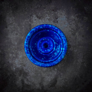 Prototype Bioluminescence Blue top view Yoyo