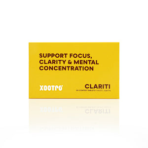 CLARITI - 60 Tablets - One Month Supply
