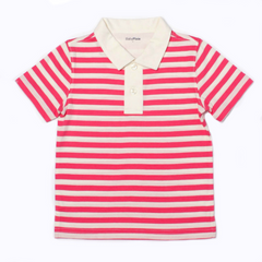 Stripe Zone Red Tee