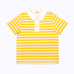 Stripe Zone Yellow Tee