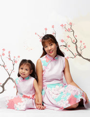 Aliyah in Harmony Girls Cheongsam Dress