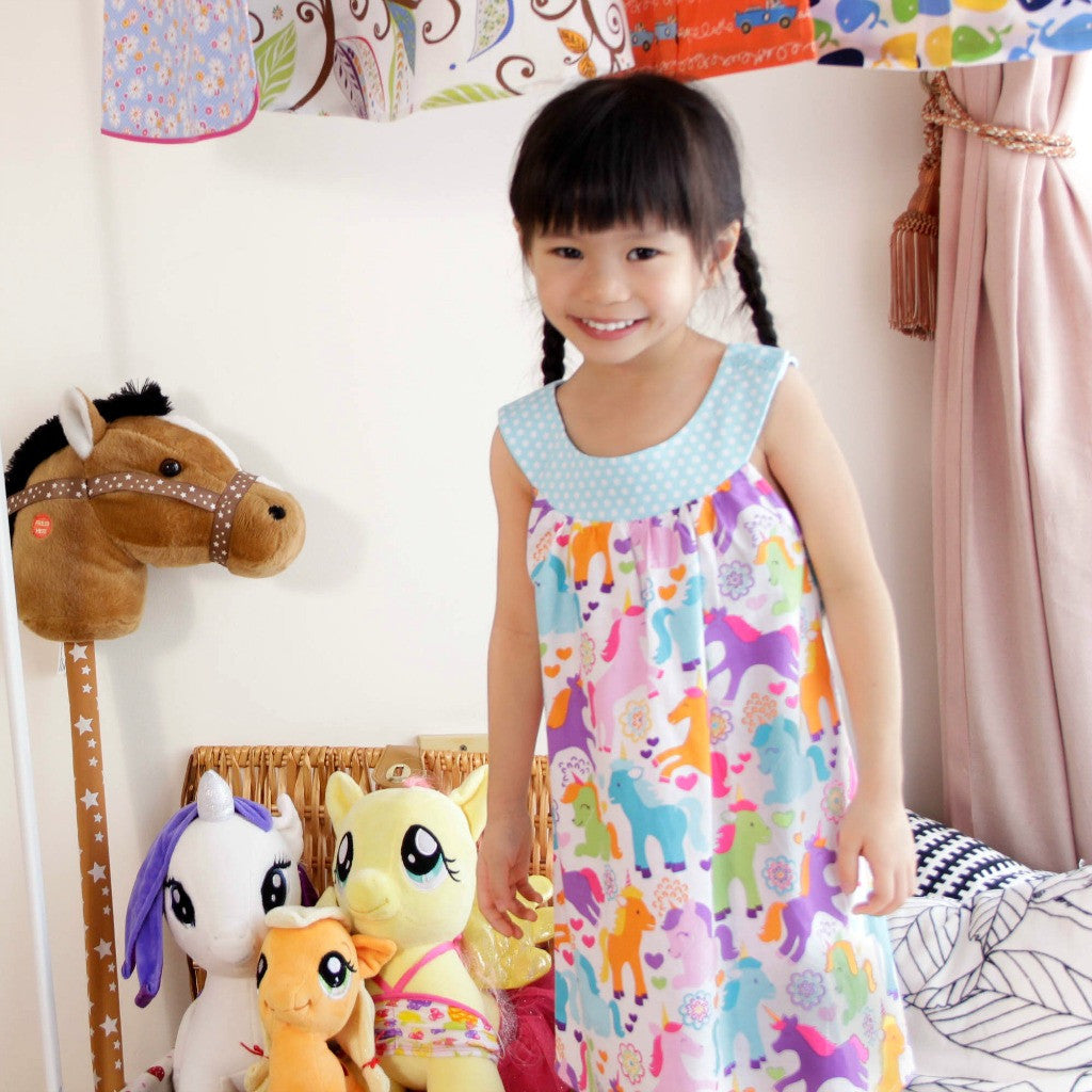 Magic Unicorn Rosabelle Dress