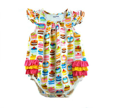 Sweet Treats Romper