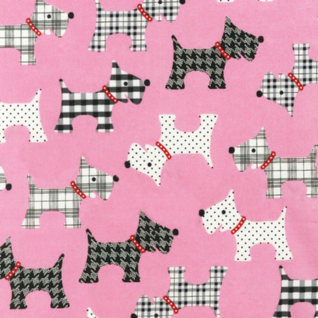 Dogs and Whiskers Spring Dress
