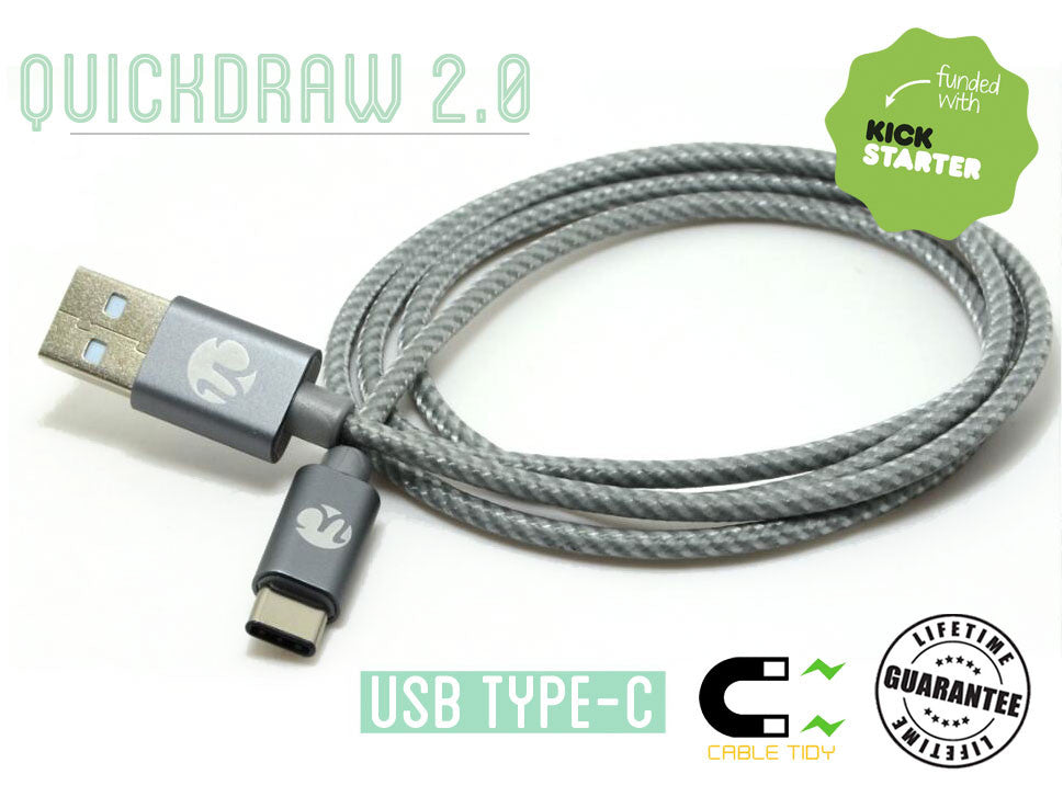 Quickdraw 2.0 Type-C Cable