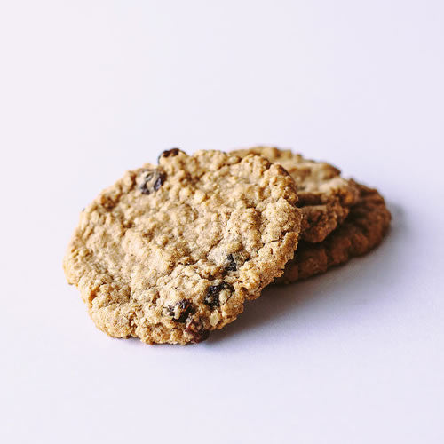 Mini Oatmeal Raisin