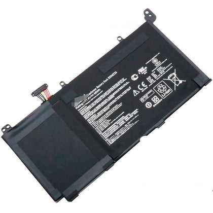 Asus B31N1336 C31-S551 VivoBook S551LA S551LB V551L Replacement Battery