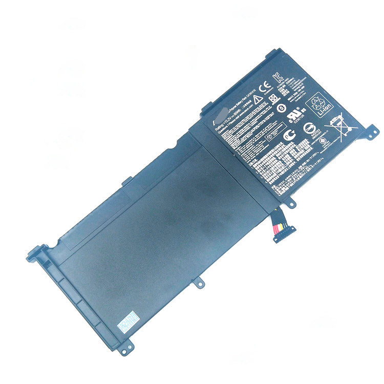 C41N1416 Battery For  ZenBook Pro UX501 UX501JW UX501LW 15.2V 60Wh