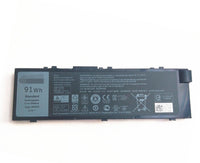 Replacement Dell Precision M7710 7720 MFKVP T05W1 Laptop Battery