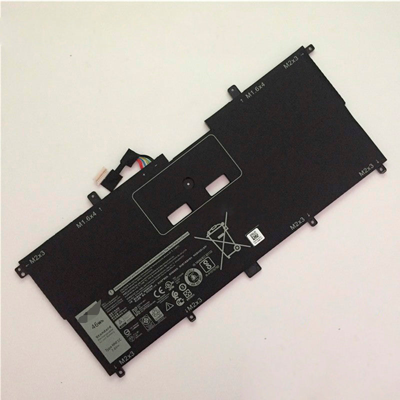 Dell NNF1C HMPFH XPS 13 9365 46WH Replacement Battery