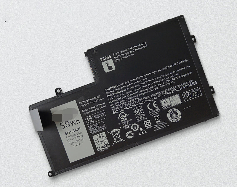 TRHFF Battery For Dell Latitude 14 3450 3550 5542 0PD19 OPD19