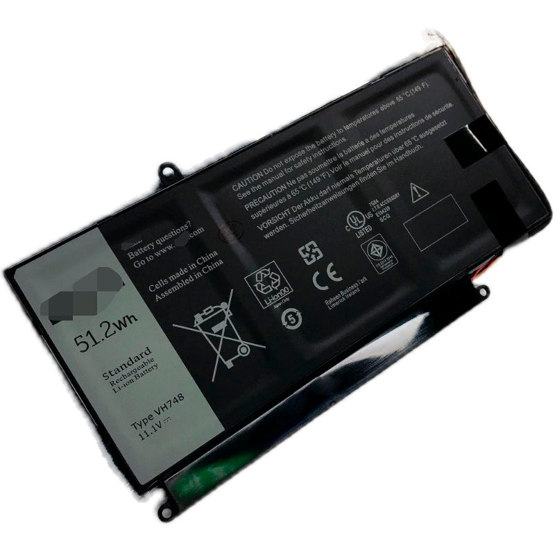 VH748 Replacement Battery For Dell Vostro 14-5480 5560 5480 5470 Inspiron 5439