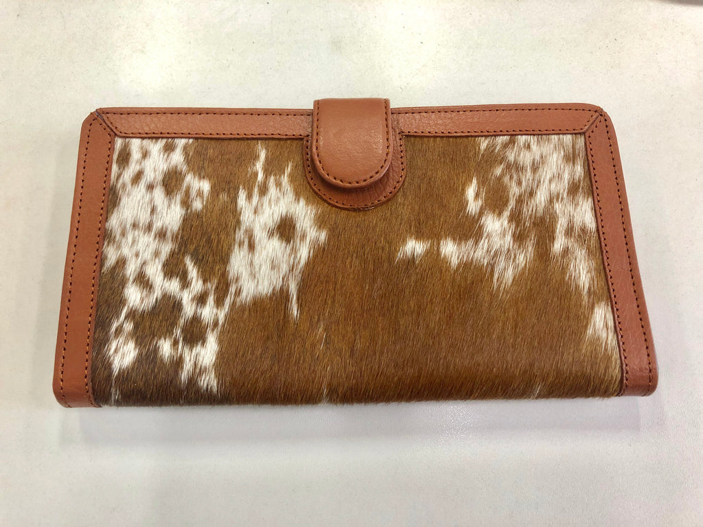 Cowhide Leather Wallet